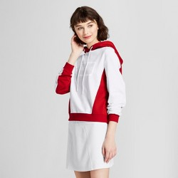 Hunter for Target Women's Colorblock Hoodie - Red