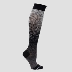 Dr. Motion® Women's Mild Compression Knee High Socks - Sport Ombre