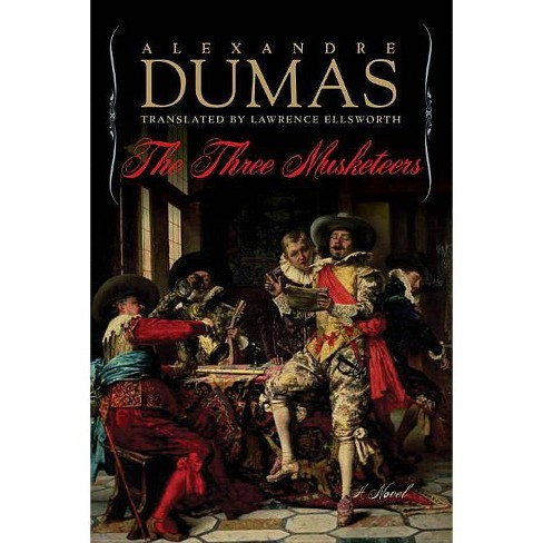 Three Musketeers -  (Musketeers Cycle) by Alexandre Dumas (Hardcover) - image 1 of 1