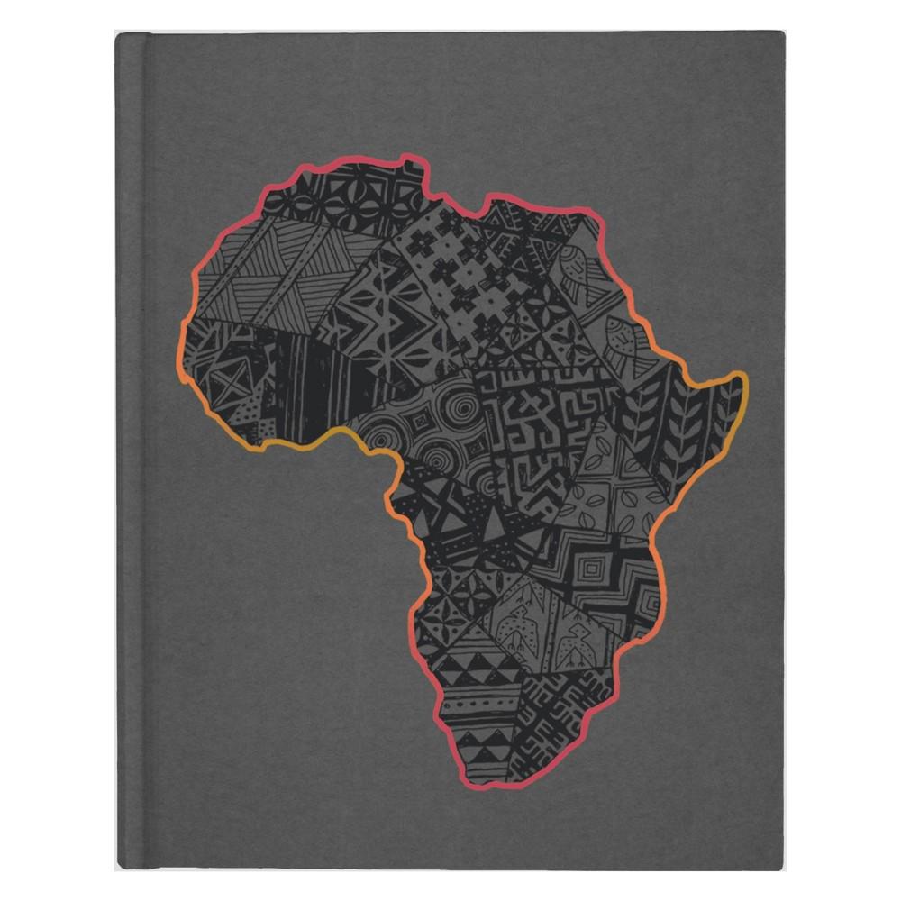 Well Worn Africa Journal - Gray