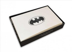 DC Comics Batman Embossed Foil Gift Cards : Set of 10 -  (Stationery)