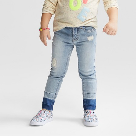 Toddler Girls' Skinny Jean - Cat & JackLight Wash