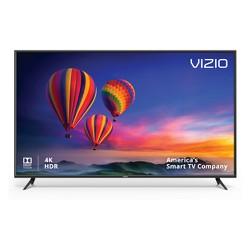 """VIZIO E-Series™ 65"""" Class (64.5"""" Diag.) 4K HDR Smart TV - Black (E65-F0)"""