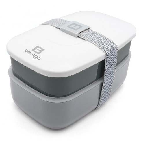 Bentgo All-in-One Stackable Lunch Box - Grey - image 1 of 4