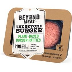 Beyond Meat Burger - 2pk/8oz Patties