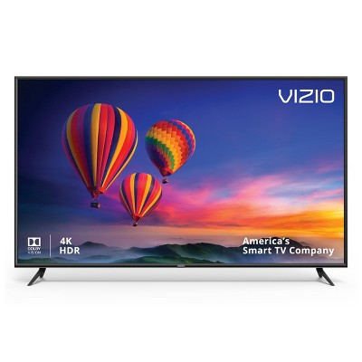 VIZIO E-Series 70  Class (69.5  Diag.)4K HDR Smart TV - Black (E70-F3)