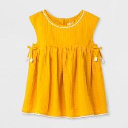 Toddler Girls' Zinnia Sleeveless Blouse Genuine Kids® from OshKosh - Yellow