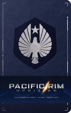 Pacific Rim Uprising Ruled Journal (Hardcover)