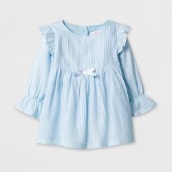 Baby Girls' A-Line Dress - Cat & Jack™ Blue