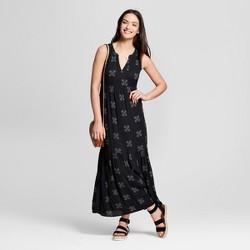 Women's Maxi Dress - Universal Thread™ Black