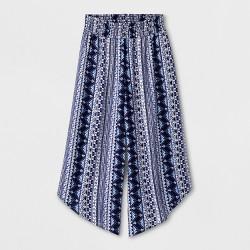 Girls' Smocked Harem Pants - art class™ Blue