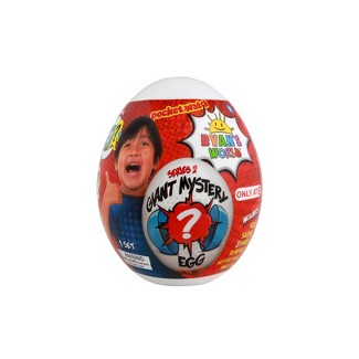 Ryan's World Target Exclusive Giant Egg Surprise