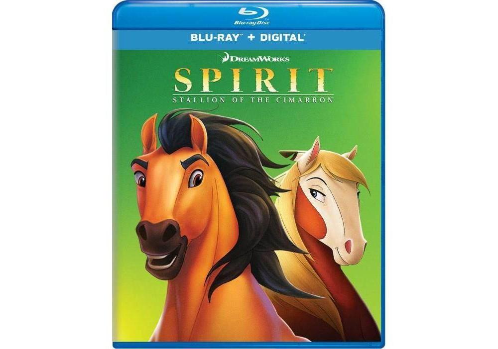 Spirit:Stallion Of The Cimarron (Blu-ray)