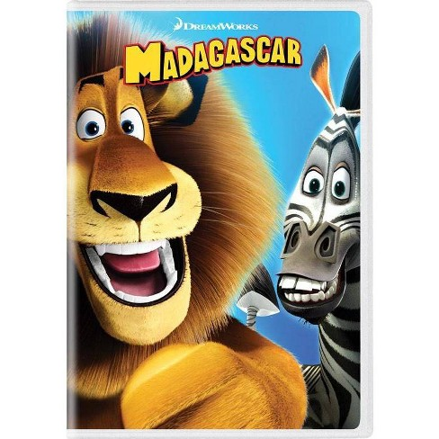 Madagascar (DVD) - image 1 of 1