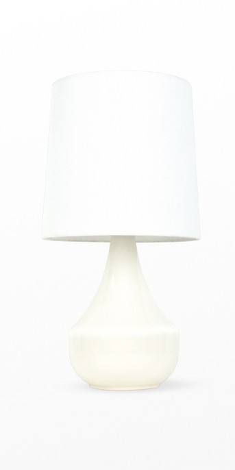 Montreal Wren Assembled Table Lamp White - Project 62™