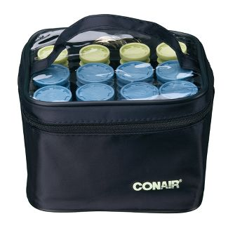 Conair Instant Heat Travel Hair Curlers -  12pc