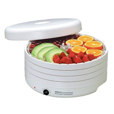 Nesco Gardenmaster 4-Tray Food Dehydrator - FD-1010