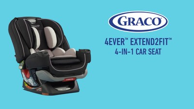 GracoR 4EverTM Extend2fitTM All In One Convertible Car Seat Target