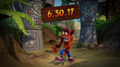 Crash Bandicoot N  Sane Trilogy - PlayStation 4