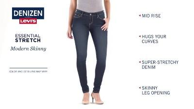 DENIZEN® From Levi s® Women s Modern Skinny Jeans Bombshell   Target 3f656ba40f88