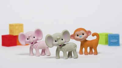 Go GaGa Squeeze   Teethe Elephant - Kiki   Target 607445cb2