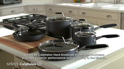 Select By Calphalon Hard Anodized Non Stick Double Griddle