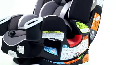Play Graco 4Ever All In One Car Seat