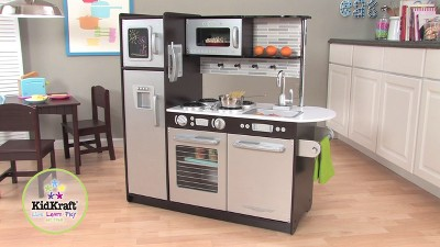 4 more - Kidkraft Espresso Kitchen