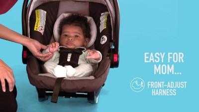 GracoR Snugride 30 Click Connect Infant Car Seat Target