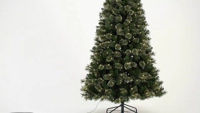 2 more - Skinny Artificial Christmas Trees