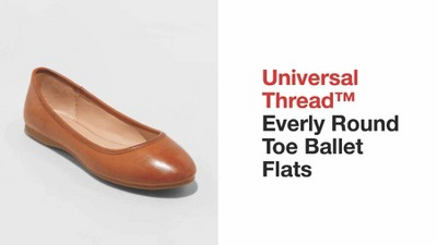 eee41a554b8 + 3 more. Play 52883662  Universal Thread™ Everly Round Toe Ballet Flats ...