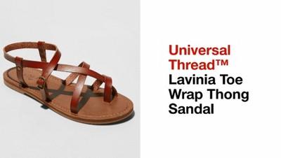 dcb75bc33b4b Women s Lavinia Toe Wrap Thong Sandal - Universal Thread™. Shop all  Universal Thread