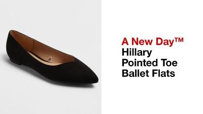 0584a1ec5c1 Women s Hillary Wide Width Ballet Flats - A New Day™ Taupe 6.5W   Target
