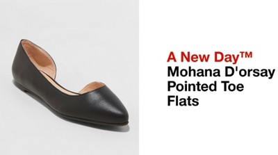 7f384595d3b5f Play Women s Mohana D orsay Pointed Toe Ballet Flats - A New Day™ -. + 2  more
