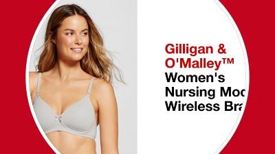 d4031c87e73a1 ... Women s Nursing Modal Wireless Bra - Gilligan   O Malley™ -. + 1 more