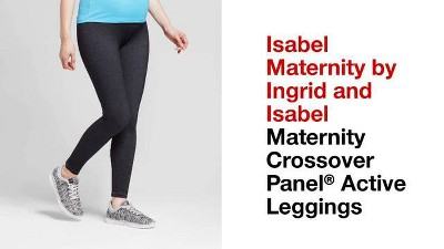 b891a969c7a31 Shop all Isabel Maternity by Ingrid & Isabel. Play 52304488: Maternity  Crossover Panel Active Legging ...
