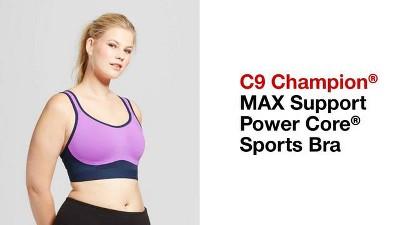 d89942e61 Women s Plus-Size MAX Support Power Core® Compression Racerback Sports Bra  - C9 Champion®. Shop all C9 Champion