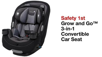 Safety 1stR Grow GoTM 3 In 1 Convertible Car Seat Shop All 1st Play 50997642 And