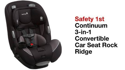 Safety 1stR Continuum 3 In 1 Convertible Car Seat Shop All 1st Play 50674948
