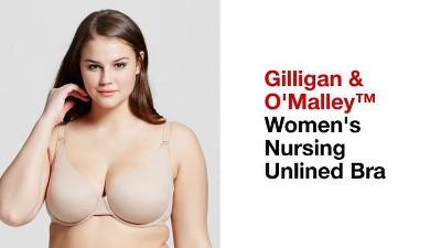 b1d4344347212 Women s Nursing Unlined Bra - Gilligan   O Malley™ Honey Beige 36C ...