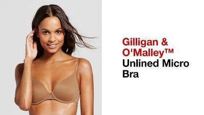 1cdeb12f18b23 Women s Unlined Micro Bra - Gilligan   O Malley™   Target