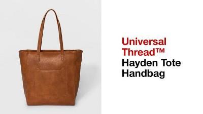 Women s Hayden Tote Handbag - Universal Thread™   Target c616779b98ff1