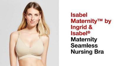 11316a3ccb2 Maternity Seamless Nursing Bra - Isabel Maternity™ by Ingrid & Isabel®