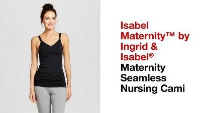 92af9fdbb7466 Maternity Seamless Nursing Cami - Isabel Maternity By Ingrid   Isabel™    Target