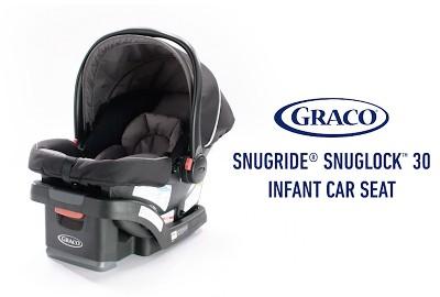 Graco SnugRide SnugLock 30 Infant Car Seat