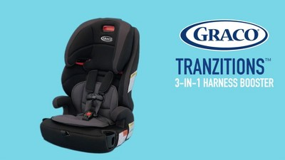 Graco Tranzitions Harness Booster