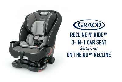 Graco Recline N Ride All In One Car Seat Target