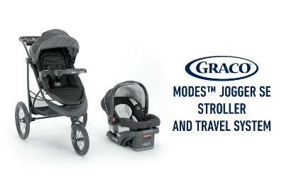 Graco Modes Jogger Se Travel System Rapids