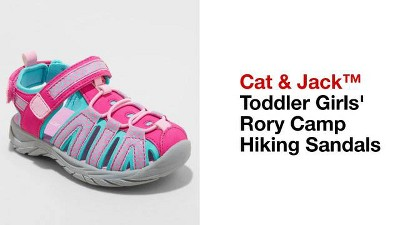 5f621be64400 Toddler Girls  Rory Camp Hiking Sandals - Cat   Jack™. Shop all Cat   Jack