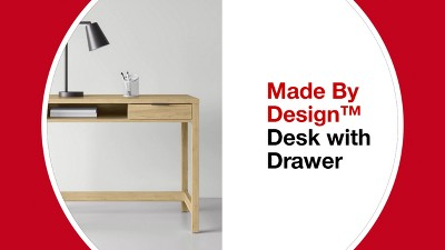 Desk With Drawer Made By Design Target